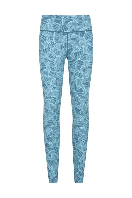 028215 PATTERNED WOMENS HIGH RISE LEGGING