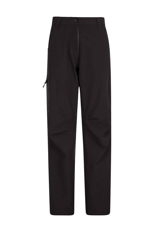 3 layer Short - wodoodporne spodnie damskie - Black