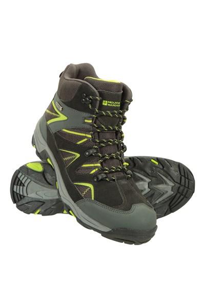 Rapid Mens Waterproof Boots - Black