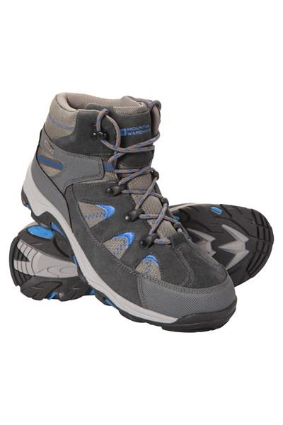 Rapid Mens Waterproof Boots - Grey