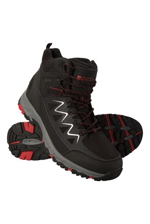 Trekker Waterproof Mens Softshell Boots