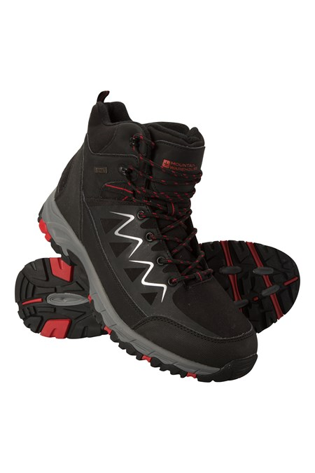 028254 TREKKER SOFTSHELL WATERPROOF BOOT