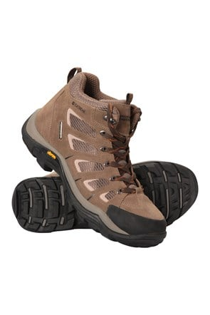 Field Waterproof Mens Wide-Fit Vibram Boots