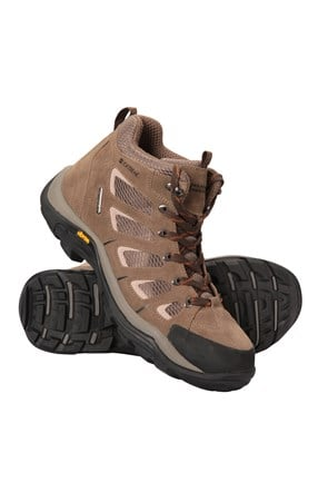 Field Waterproof Mens Vibram Boots