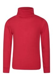 Talus Kids Turtle Neck Top