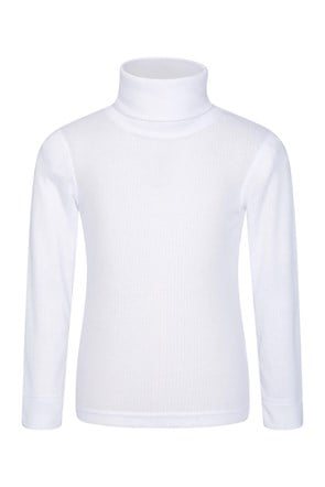 Talus Kids Roll Neck Top