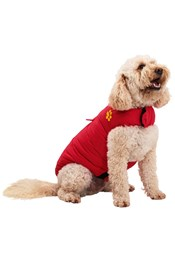Padded Water-Resistant Dog Jacket - Medium