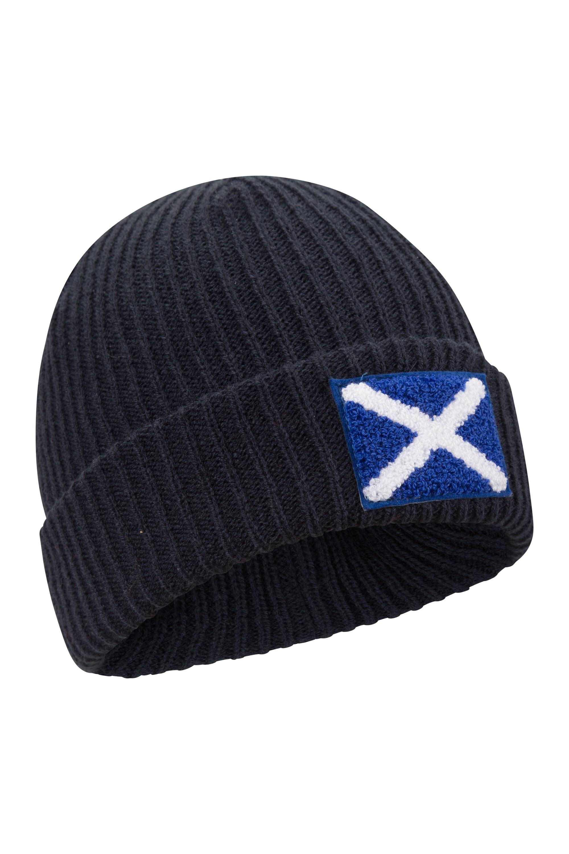 28c4bc8c7b6b0 Scottish Flag Mens Beanie