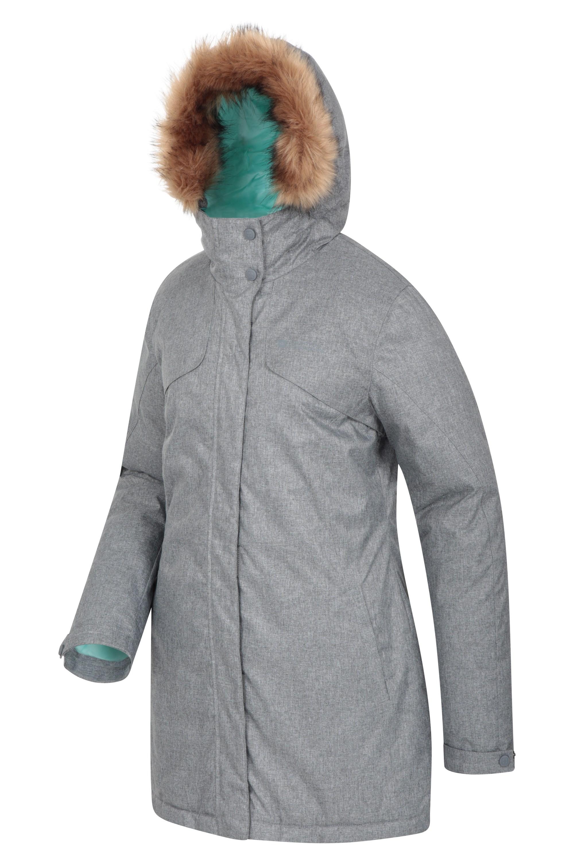 Mountain Warehouse Inferno Parka Womens Jacket