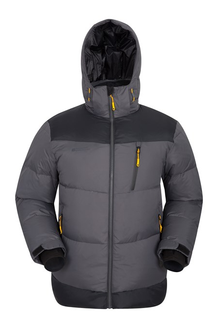 028341 POLAR EXPEDITION DOWN PADDED JACKET