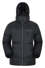 Polar Expedition Mens Down Padded Jacket