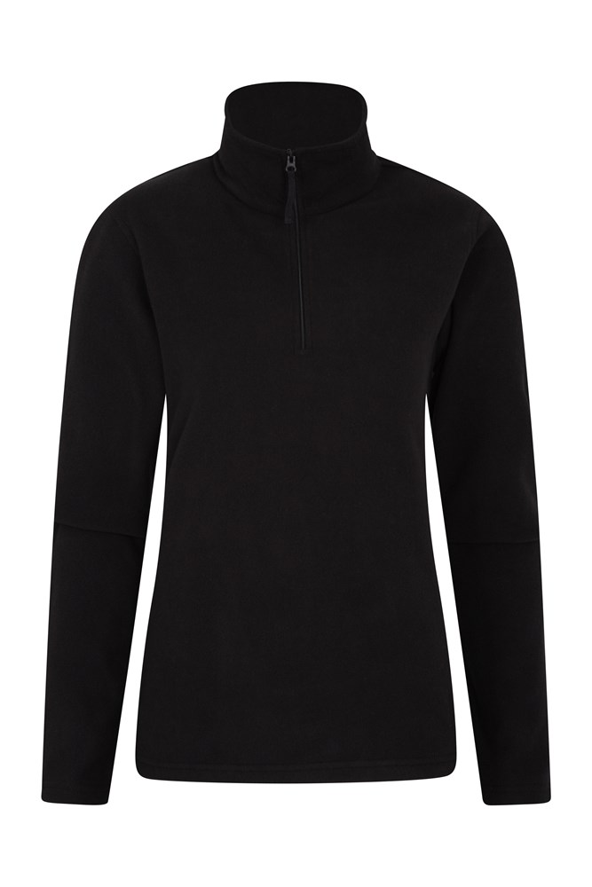 Camber Womens Fleece - Black