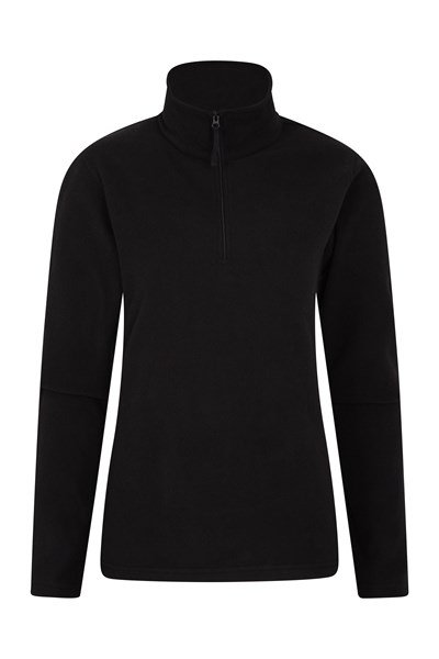 Camber Womens Fleece - Black