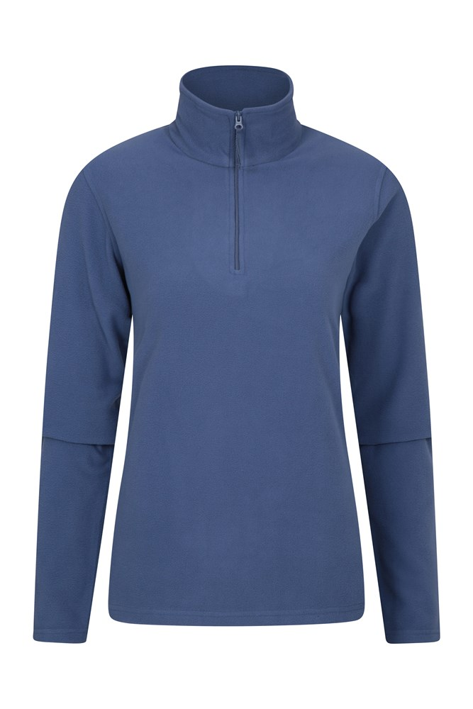 Camber Womens Fleece - Blue