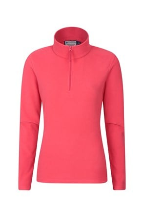 Camber Womens Half-Zip Fleece
