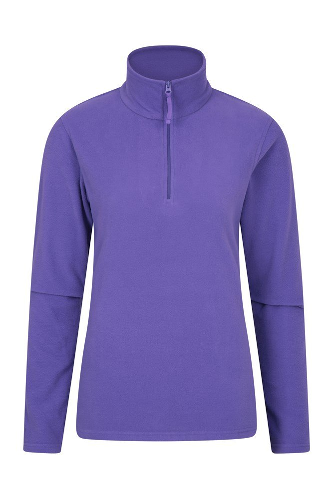 Camber Womens Fleece - Purple