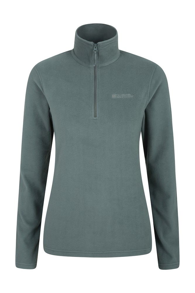 Camber Womens Fleece - Green
