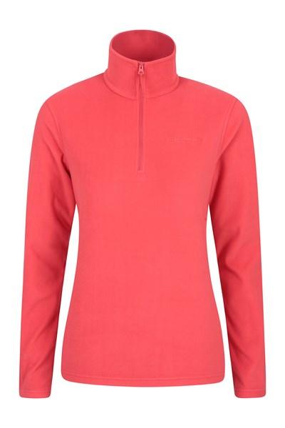 Camber Womens Fleece - Red