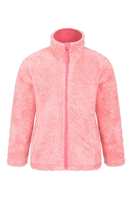 028366 YETI KIDS FULL ZIP FLEECE
