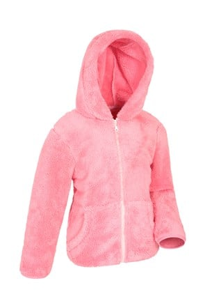 Yeti Full Zip Kids Fleece