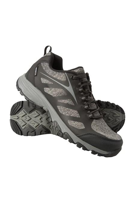 Arctos Mens Waterproof Shoes - Dark Grey 5fc08e7da