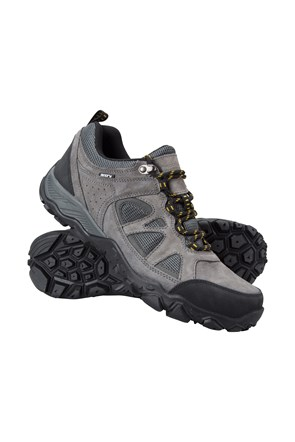Slate Mens Waterproof Shoes