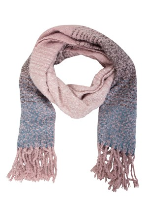 Snug As A Bug Womens Oversized  Scarf