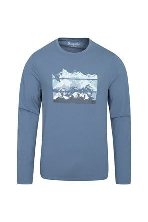 Extreme Limits Mens Long Sleeve Top