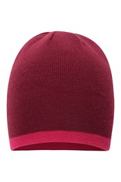 Ivalo Womens Reversible Beanie