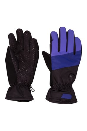 Trail Blazer Waterproof Womens Ski Gloves