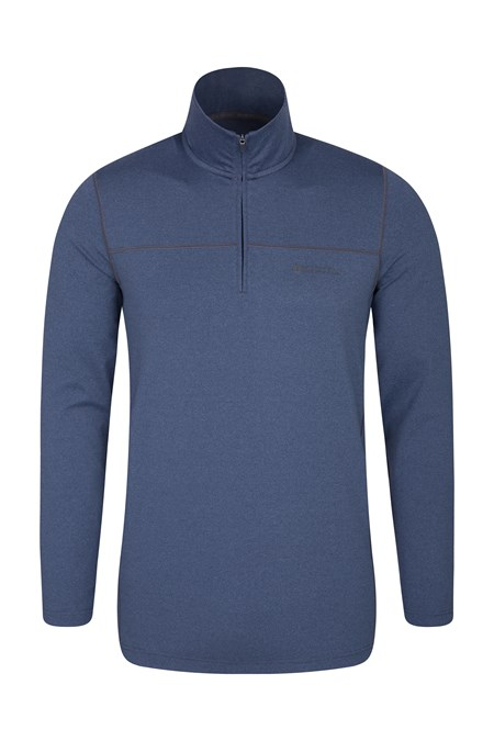 9822d8d6c33 Wanderer II Half Zip Mens Top