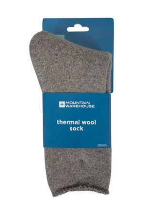 Thermal Wool Mens Socks