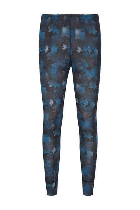 028466 TALUS PRINTED BASELAYER PANTS