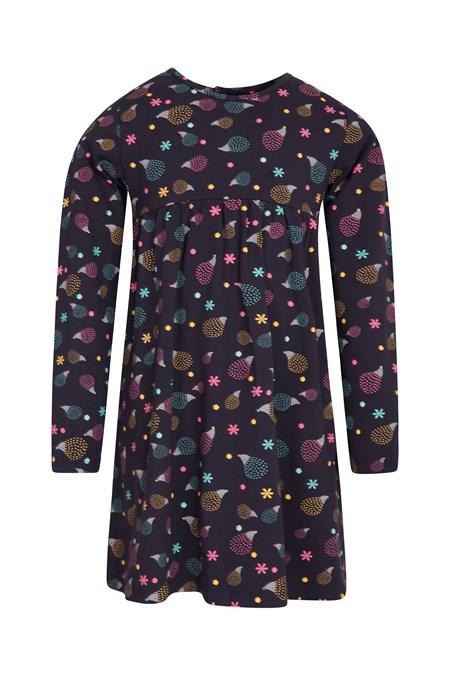 a66ad485b842e Kids Winter Jersey Dress | Mountain Warehouse GB