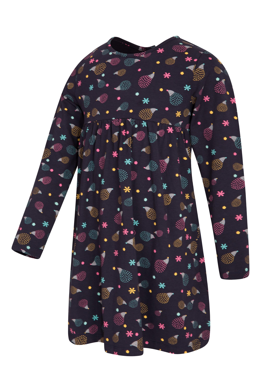 4debb40480dfc Kids Winter Jersey Dress | Mountain Warehouse EU