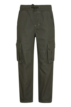 Pantalon cargo enfants Pull Up