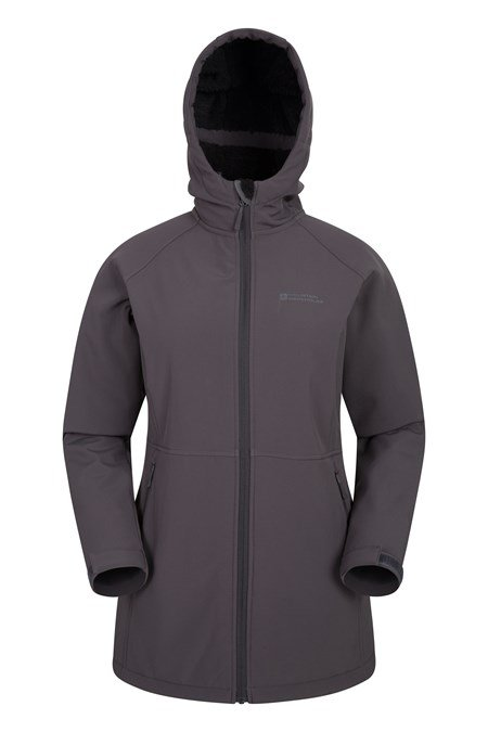 028561 EXMOOR FURLINED LONG SOFTSHELL