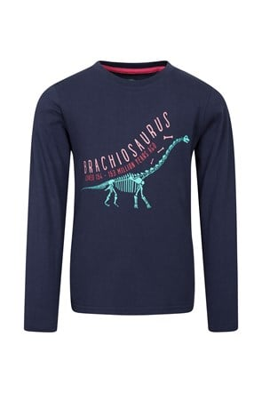 Steve Backshall Dino Kinder T-Shirt