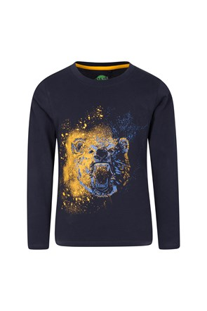 Steve Backshall Bear Kids Top