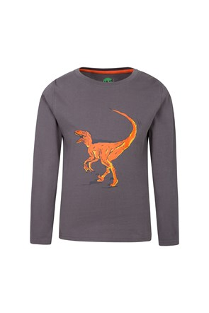 Steve Backshall Dinosaur Kids Top