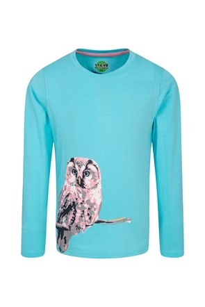 Steve Backshall Owl Kids Top