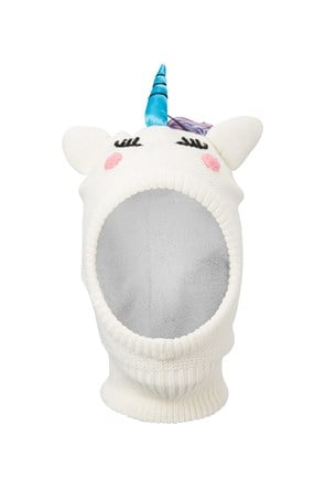 Kids Fleece Lined Character Balaclava
