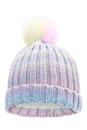 Glitter Fleece Lined Beanie