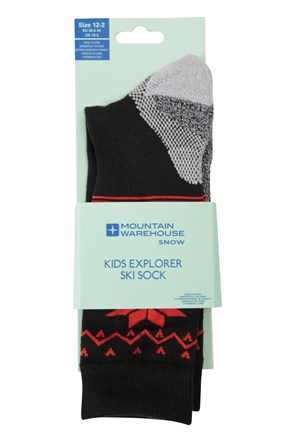 Kids Ski Socks