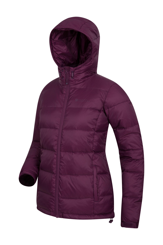 Mountain Warehouse Wms Aoraki Packaway Womens Down Jacket