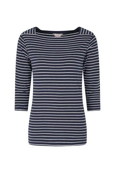 029053 PINE WOMENS STRIPE TOP