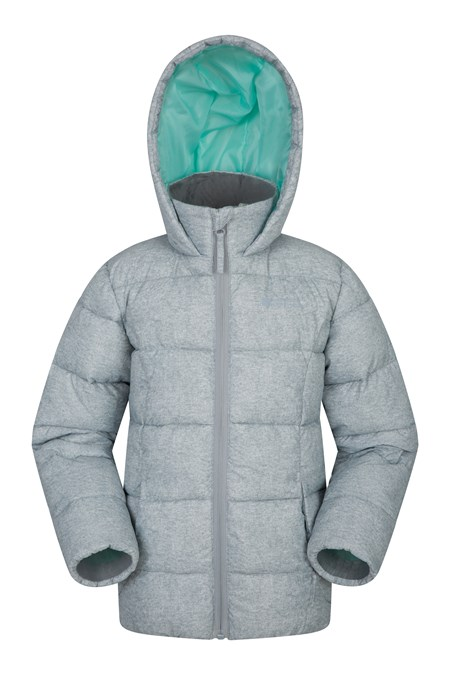 029313 BLIZZARD GIRLS PADDED JACKET