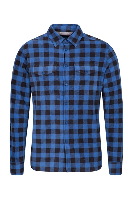 029366 FLEECE SHIRT