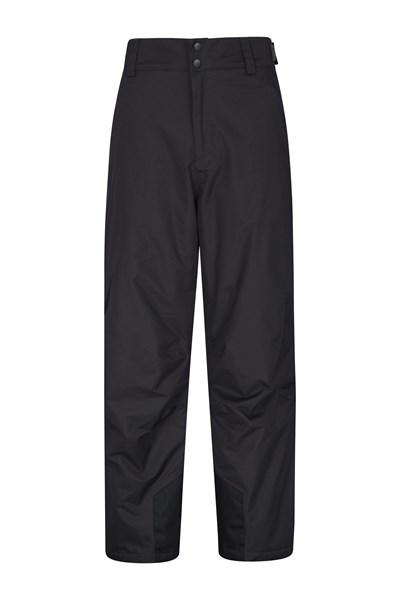 Gravity Mens Ski Pants - Short Length - Grey
