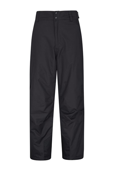 Gravity Short Mens Ski Pants - Grey